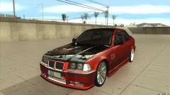 BMW Fan Drift Bolidas para GTA San Andreas