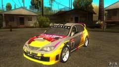 Subaru Impreza WRX STi X Juegos América de DIRT 2 para GTA San Andreas