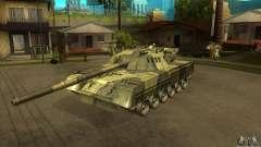 T-80U MBT para GTA San Andreas