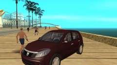 Dacia Sandero 1.6 MPI para GTA San Andreas