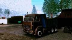 Camión KAMAZ 6520