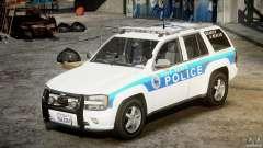 Chevrolet Trailblazer Police V1.5PD [ELS]