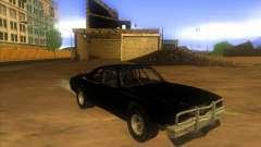 Jupiter Eagleray MK5 para GTA San Andreas