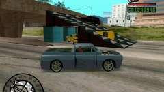 Salta sobre la autopista, en Las Venturase para GTA San Andreas