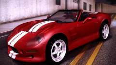 Shelby Series One 1998 para GTA San Andreas