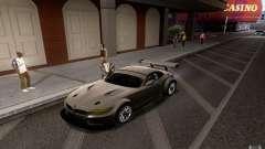 Autos clásicos en venta hacia fuera para GTA San Andreas