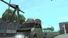 2705 Gacela para GTA San Andreas