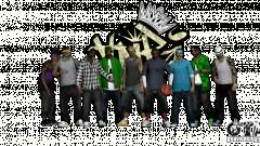 Skins Pack By AnRi para GTA San Andreas