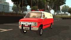 Chevrolet Van G20 LAFD