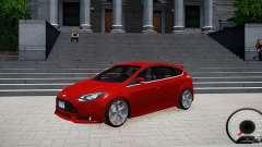 Ford Focus ST 2012 para GTA 4