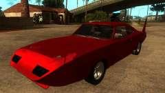 Dodge Charger Daytona Fast & Furious 6