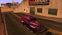 49 Ford HR Van