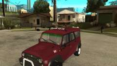 3159-UAZ Hunter (cazador)