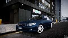 Subaru Legacy B4 GT
