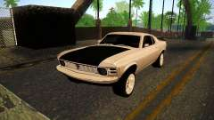 Ford Mustang Boss 429 1970 para GTA San Andreas