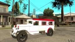 Ambulancia GAZ AA
