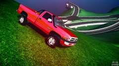 Dodge Ram 2500 1994 para GTA 4