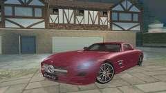 Mercedes-Benz SLS AMG 2011 V3.0 para GTA San Andreas