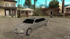 Mercedes-Benz CL65 Limusine
