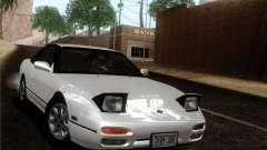 Nissan 240SX S13 - Stock
