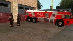 Bomberos realista en SF v2.0 para GTA San Andreas
