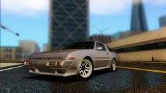Mitsubishi Starion ESI-R 1986 para GTA San Andreas