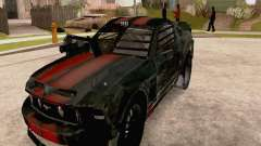 Ford Mustang Death Race para GTA San Andreas