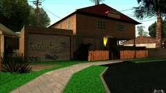 Nuevo hogar en Grove Street CJ