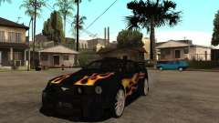 Ford Mustang GT Razor NFS MW
