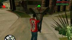 Tanque del Left 4 Dead. para GTA San Andreas