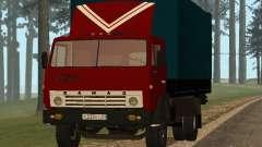 KAMAZ 5325 para GTA San Andreas