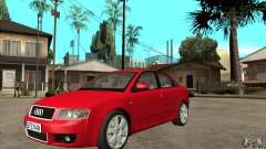 Audi S4 2004 para GTA San Andreas