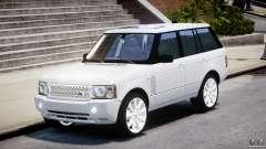 Range Rover Supercharged 2009 v2.0 para GTA 4
