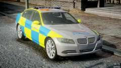 BMW 350i Indonesian Police Car [ELS] para GTA 4