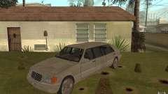 Mercedes-Benz S600 W140 Pullmann
