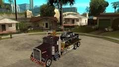 Kenworth W900 SALVAGE TRUCK para GTA San Andreas