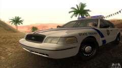 Ford Crown Victoria Arkansas Police