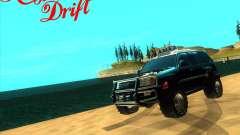Toyota Land Cruiser v100 para GTA San Andreas