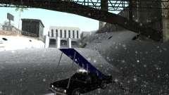 Camioneta-trampolín para GTA San Andreas