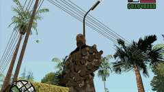 Ametralladora de Call of Duty Black Ops para GTA San Andreas