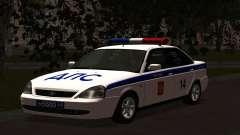 LADA 2170 policía