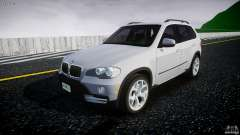 BMW X5 Experience Version 2009 Wheels 214 para GTA 4