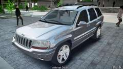 Jeep Grand Cheroke para GTA 4