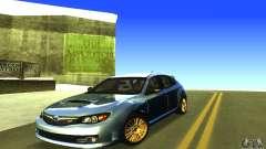 Subaru Impresa WRX STI 2008 para GTA San Andreas