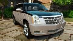 Cadillac Escalade ESV 2012
