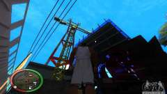 NEW STREET SF MOD para GTA San Andreas