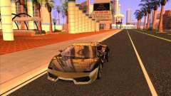 Lamborghini Gallardo Underground Racing para GTA San Andreas