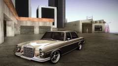 Mercedes Benz 300 SEL - Custom RC3D Edit para GTA San Andreas