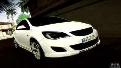 Opel Astra Senner para GTA San Andreas