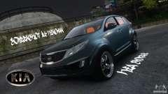 Kia Sportage 2010 v1.0 para GTA 4